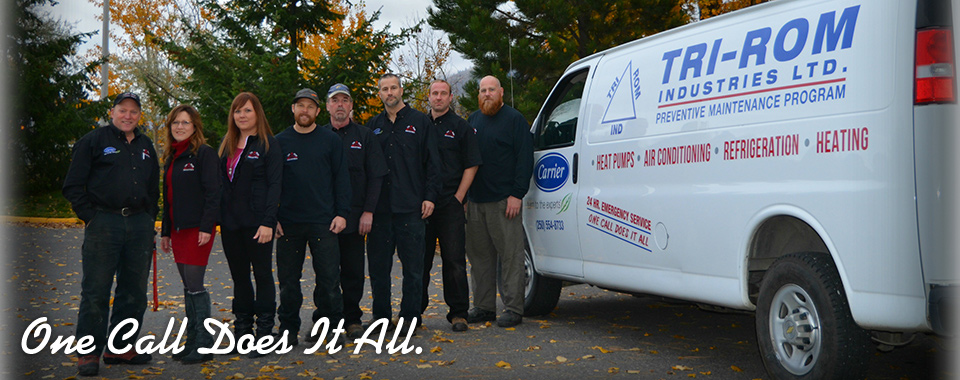 One Call Does it All | Staff Photo